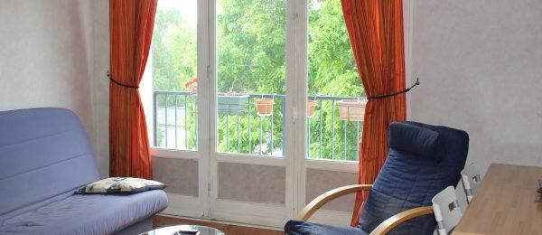 ZOLA – Grand T2 avec balcon