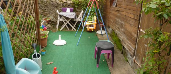 CHANTENAY – Grand T3 avec jardinet